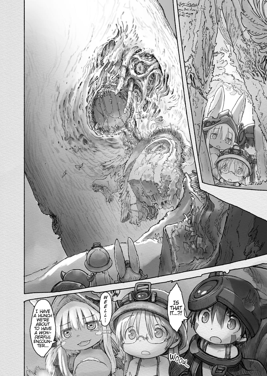 Made In Abyss, Chapter Hello,Abyss 39 image 044