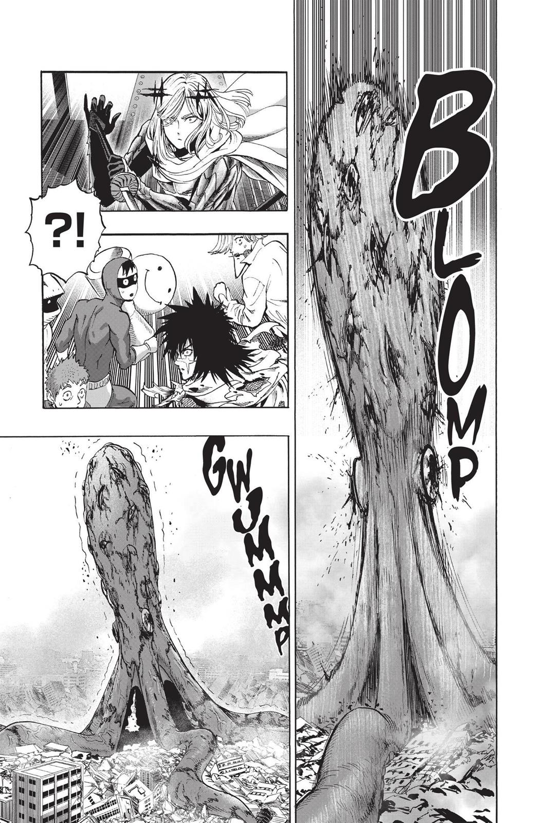 One Punch Man, Chapter Punch 68 image 035
