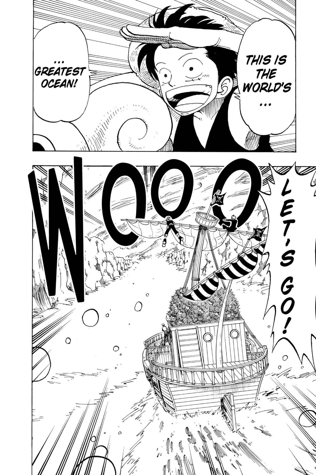 One Piece, Chapter 102 image 002
