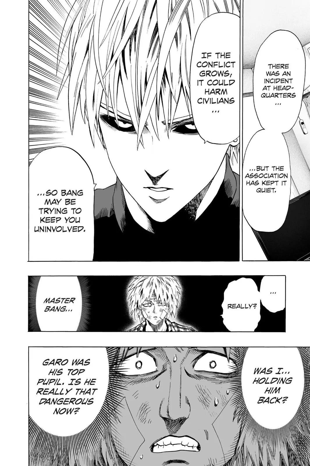 One Punch Man, Chapter Onepunch-Man 46 image 006