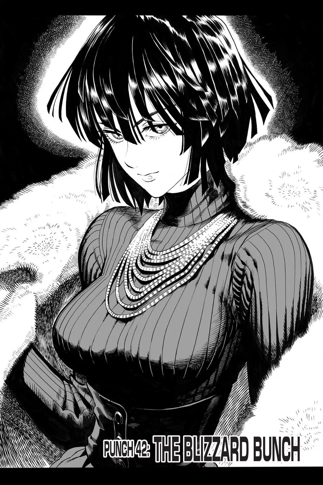 One Punch Man, Chapter Onepunch-Man 42 image 001