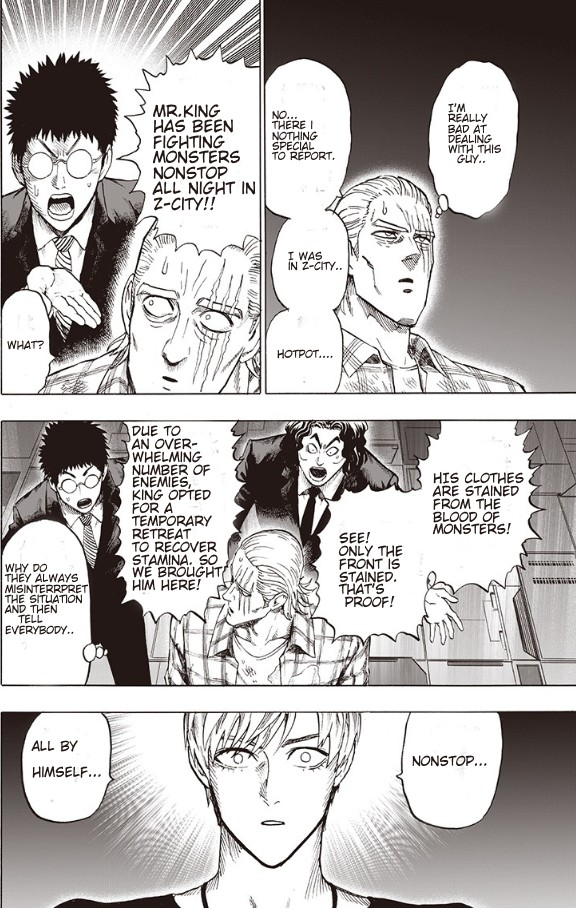 One Punch Man, Chapter Onepunch-Man 93 image 028