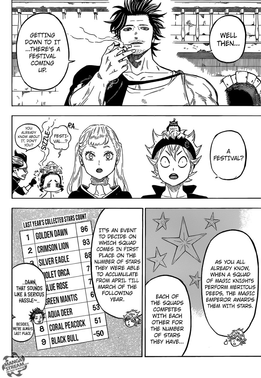 Black Clover, Chapter 102 Asta's Day Off image 010