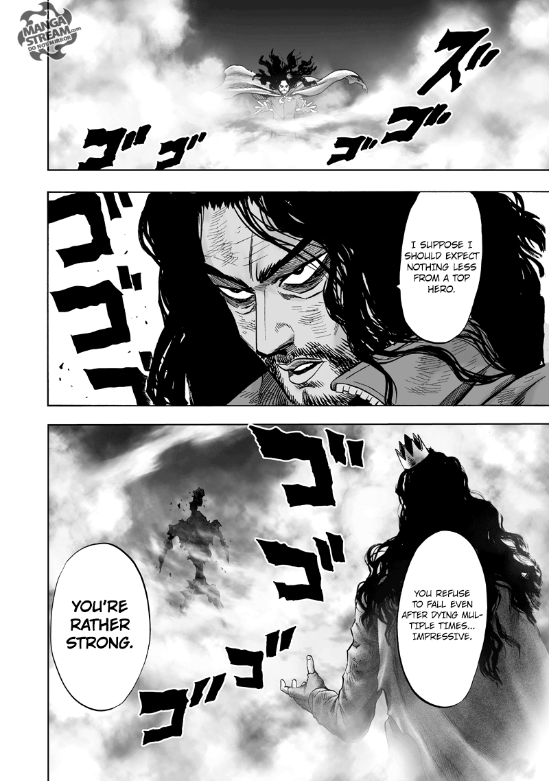 One Punch Man, Chapter 112 image 028