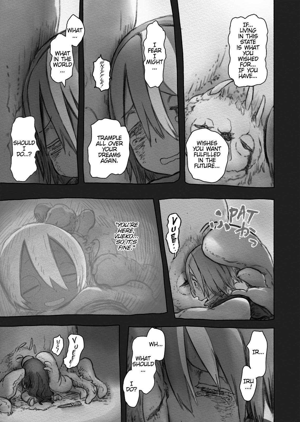 Made In Abyss, Chapter Hello,Abyss 51 image 011