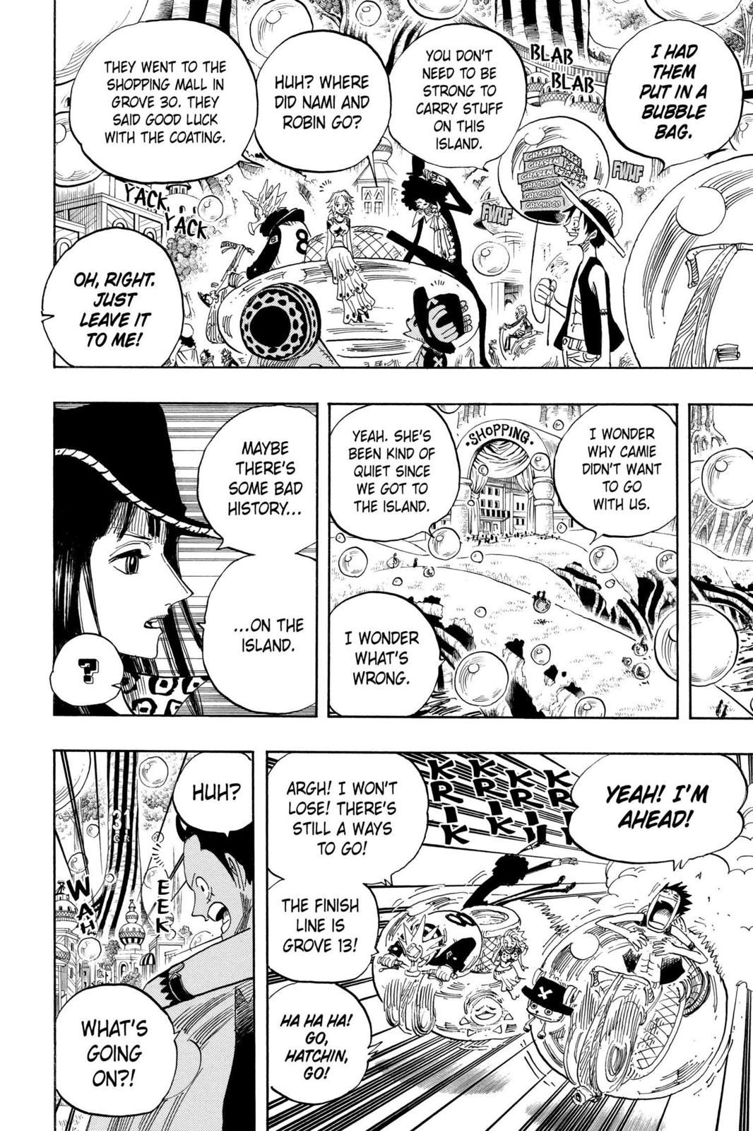 One Piece, Chapter 497 image 012