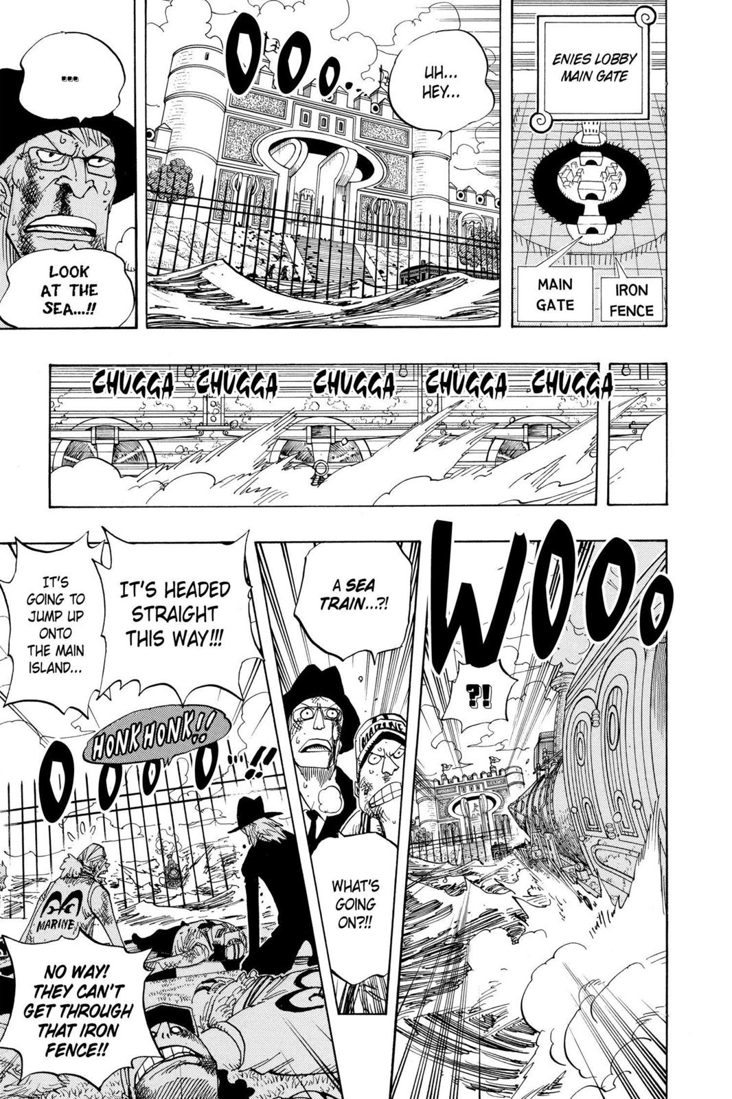 One Piece, Chapter 380 image 007