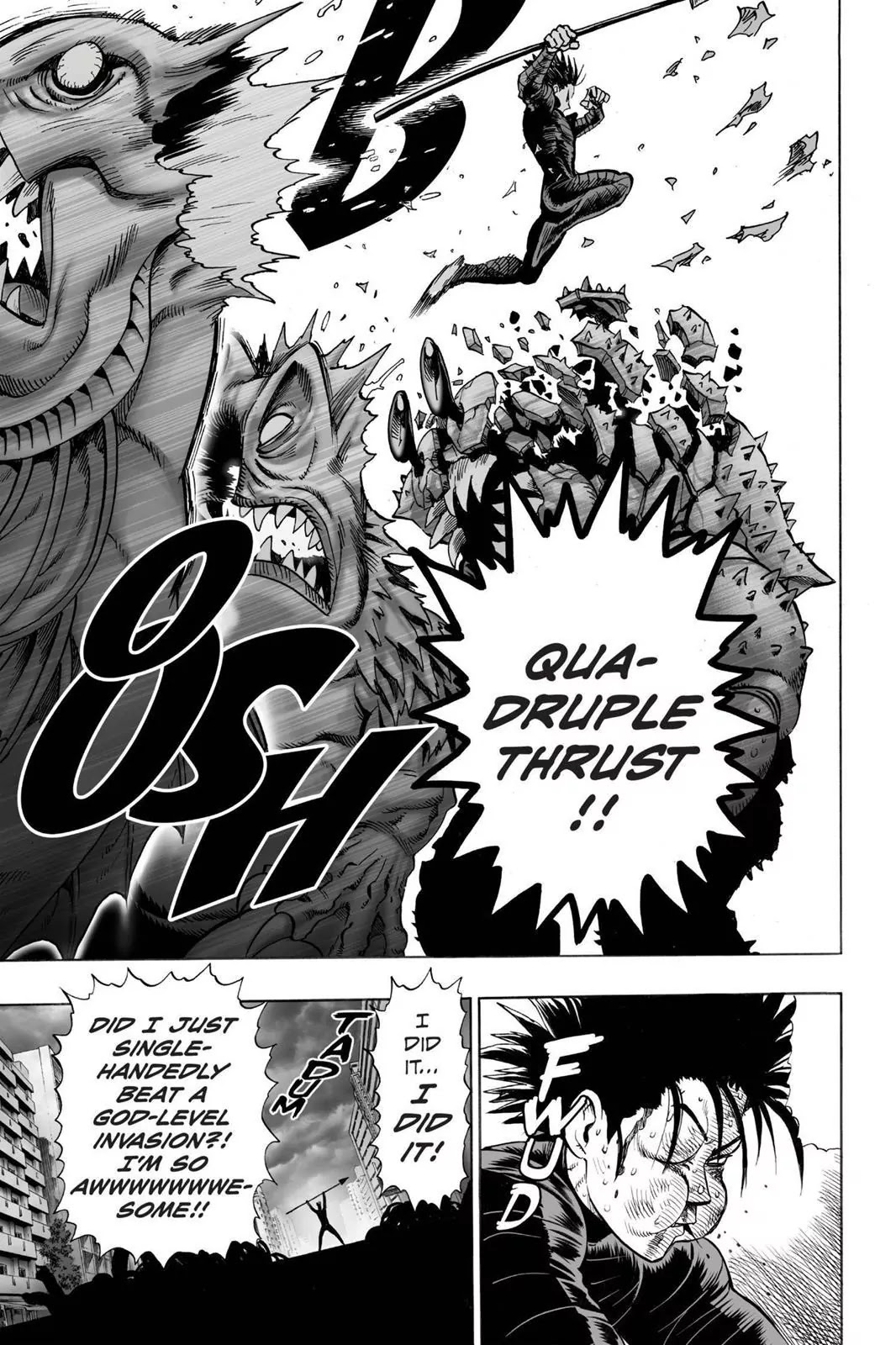 One Punch Man, Chapter Onepunch-Man 23 image 023