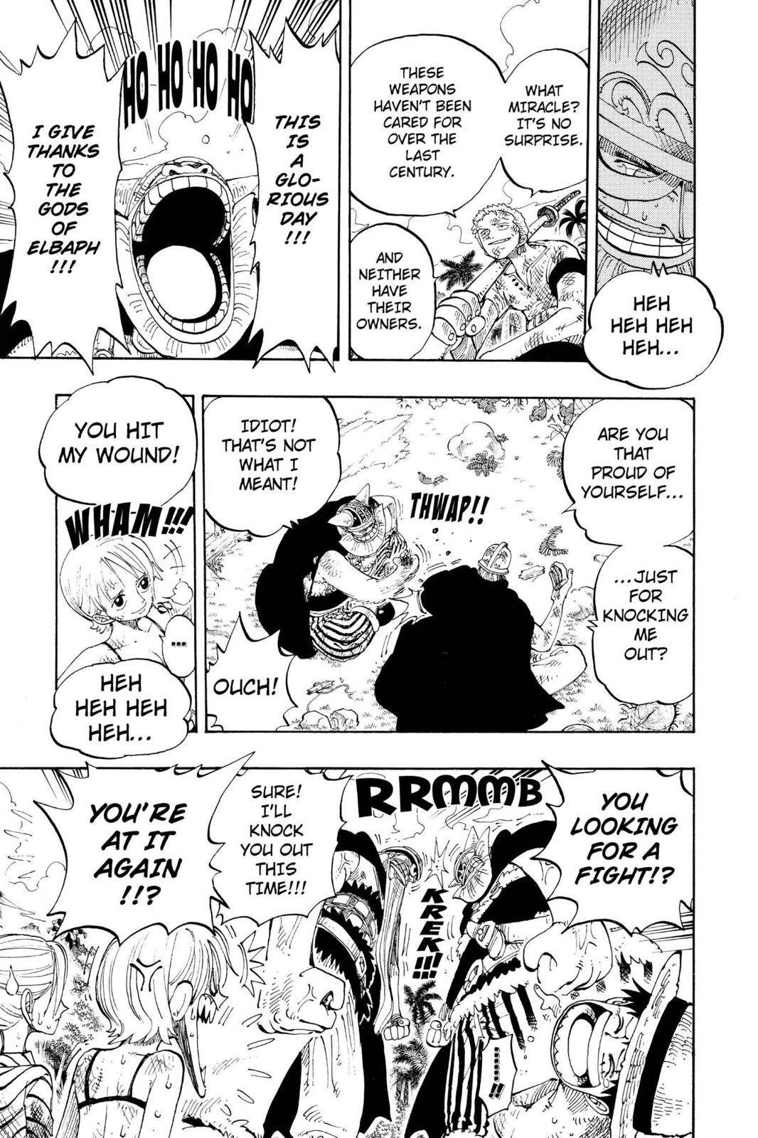 One Piece, Chapter 127 image 012