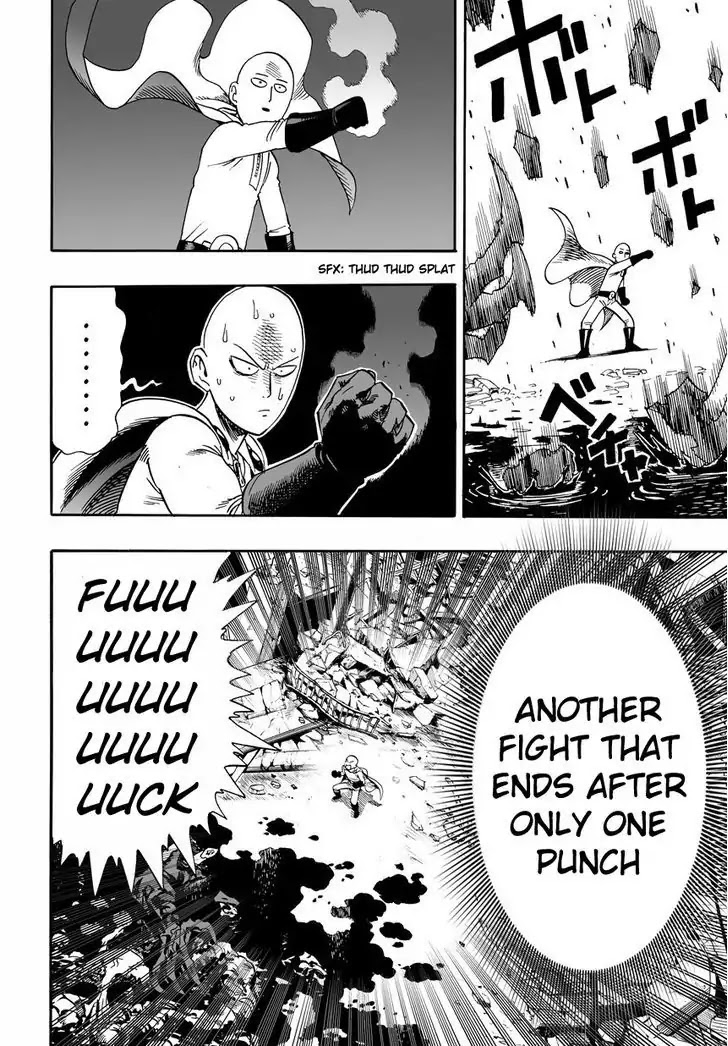 One Punch Man, Chapter Onepunch-Man 1 image 019