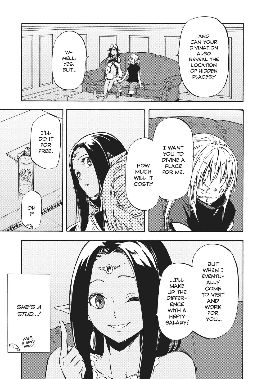 That Time I Got Reincarnated As A Slime, Chapter 50 image 013