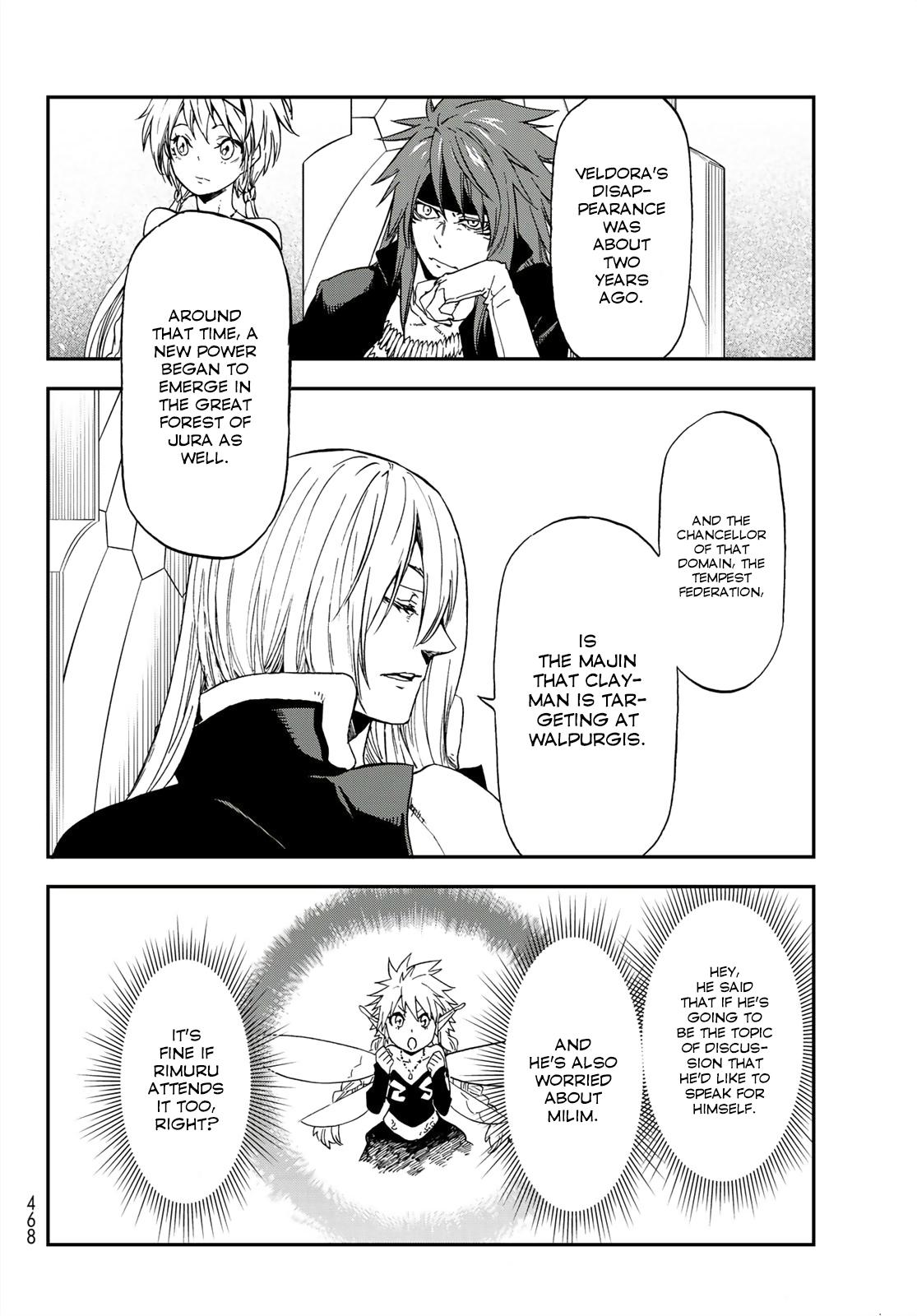 That Time I Got Reincarnated As A Slime, Chapter 76 image 030