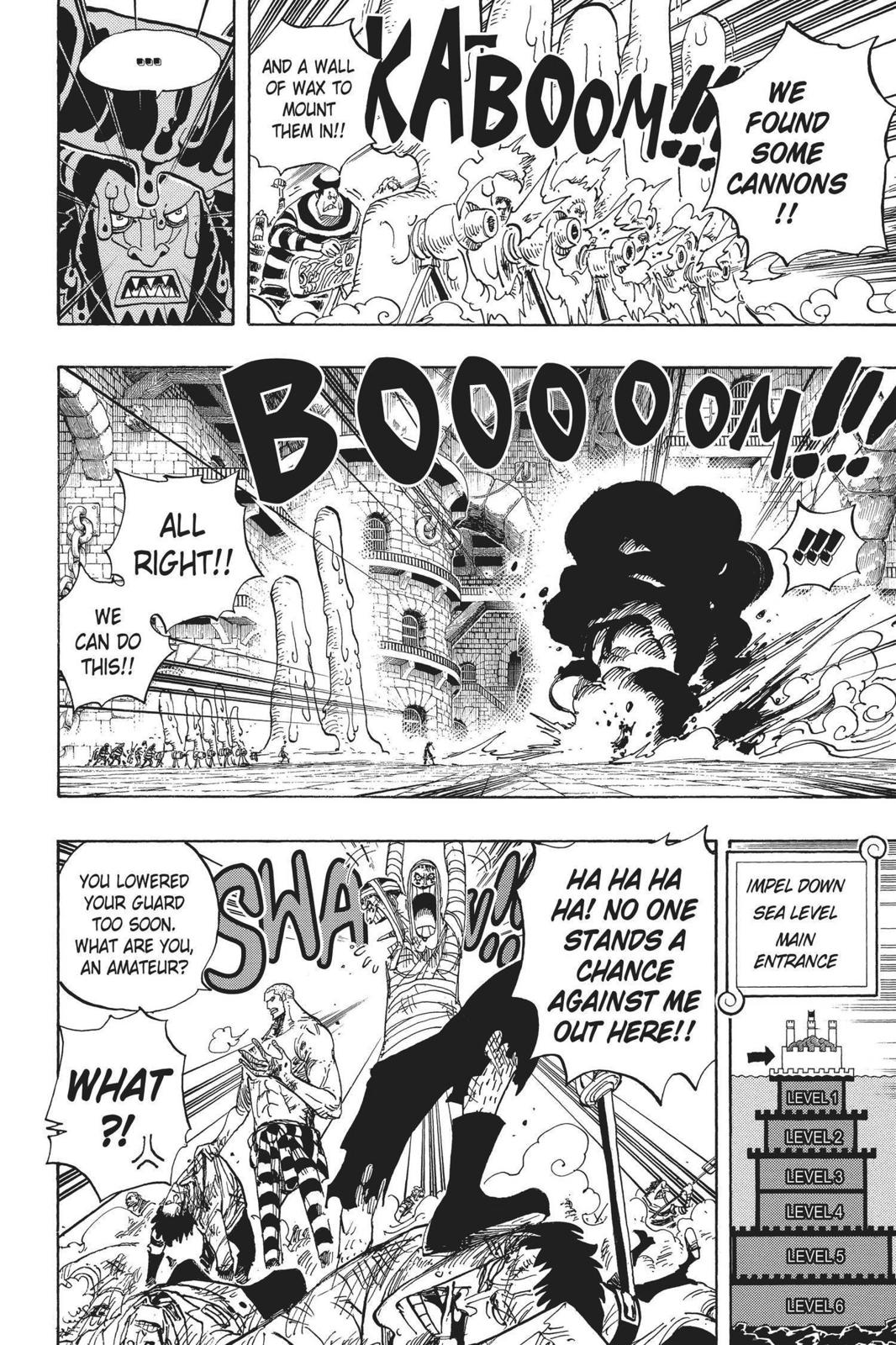 One Piece, Chapter 546 image 006