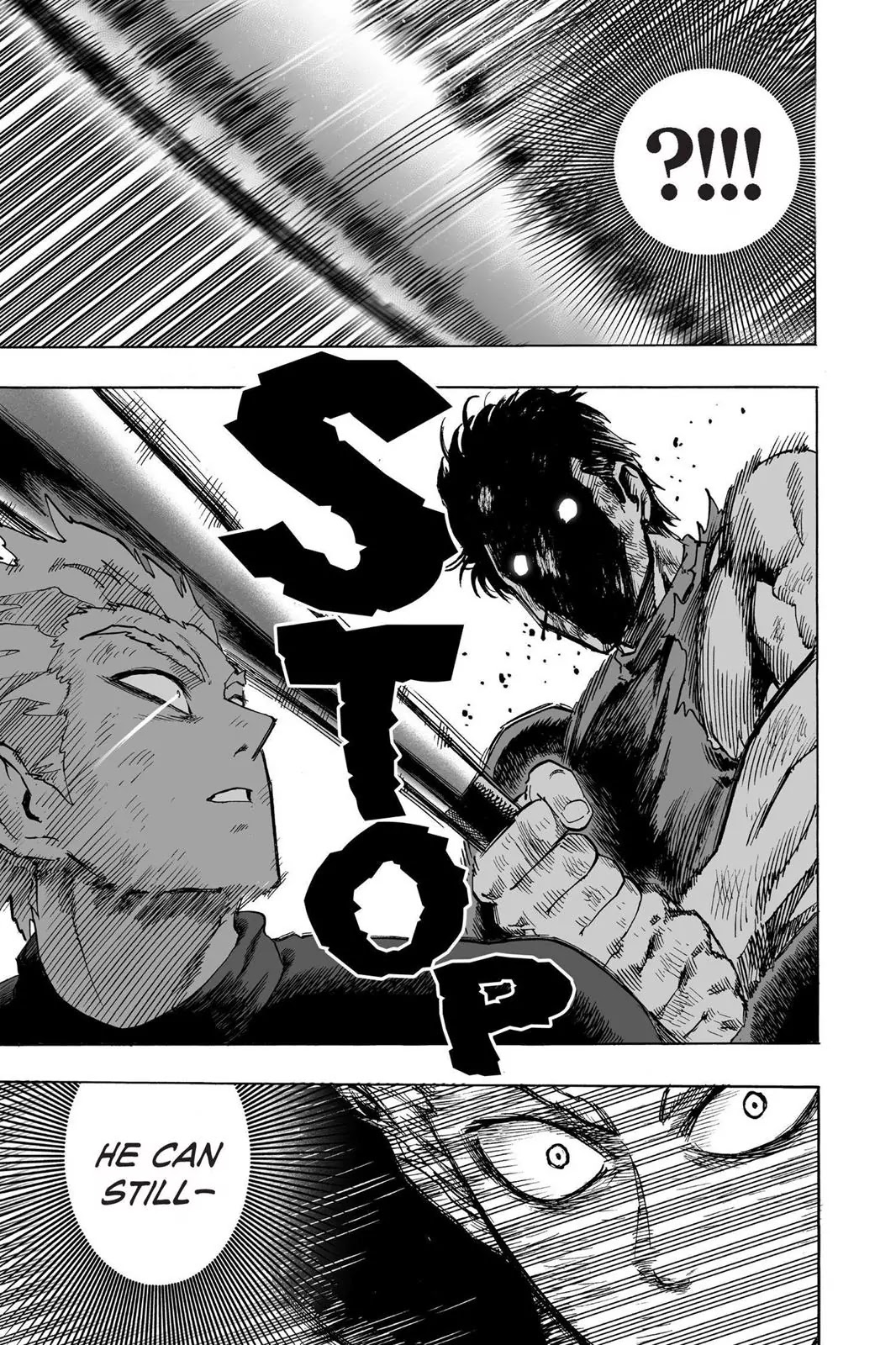 One Punch Man, Chapter Onepunch-Man 58 image 041