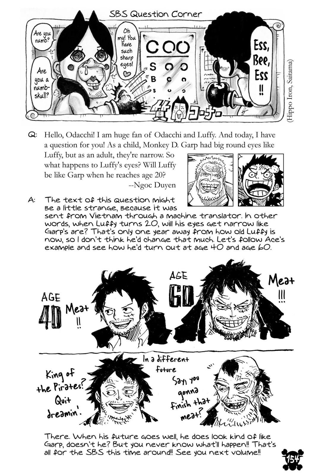 One Piece, Chapter 897 image 015