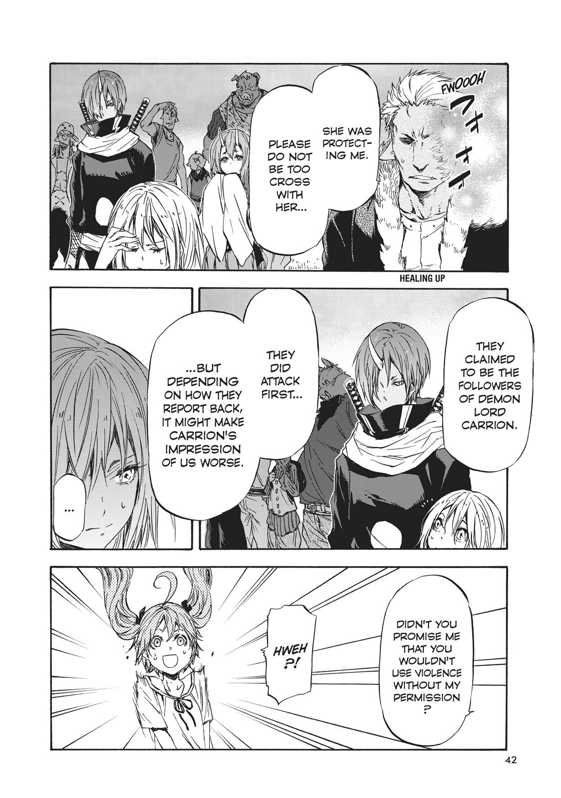 That Time I Got Reincarnated As A Slime, Chapter 33 image 006