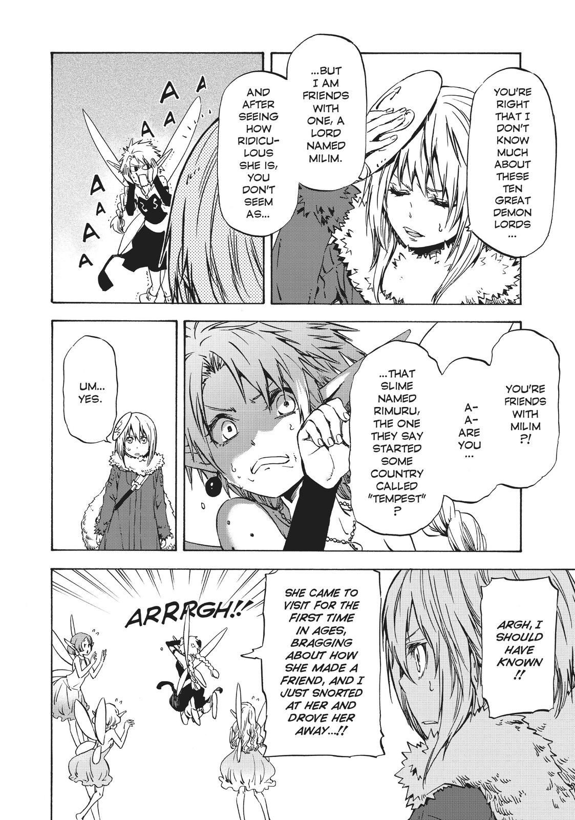 That Time I Got Reincarnated As A Slime, Chapter 51 image 010