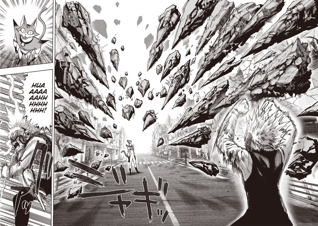 One Punch Man, Chapter One-Punch Man 117 image 008