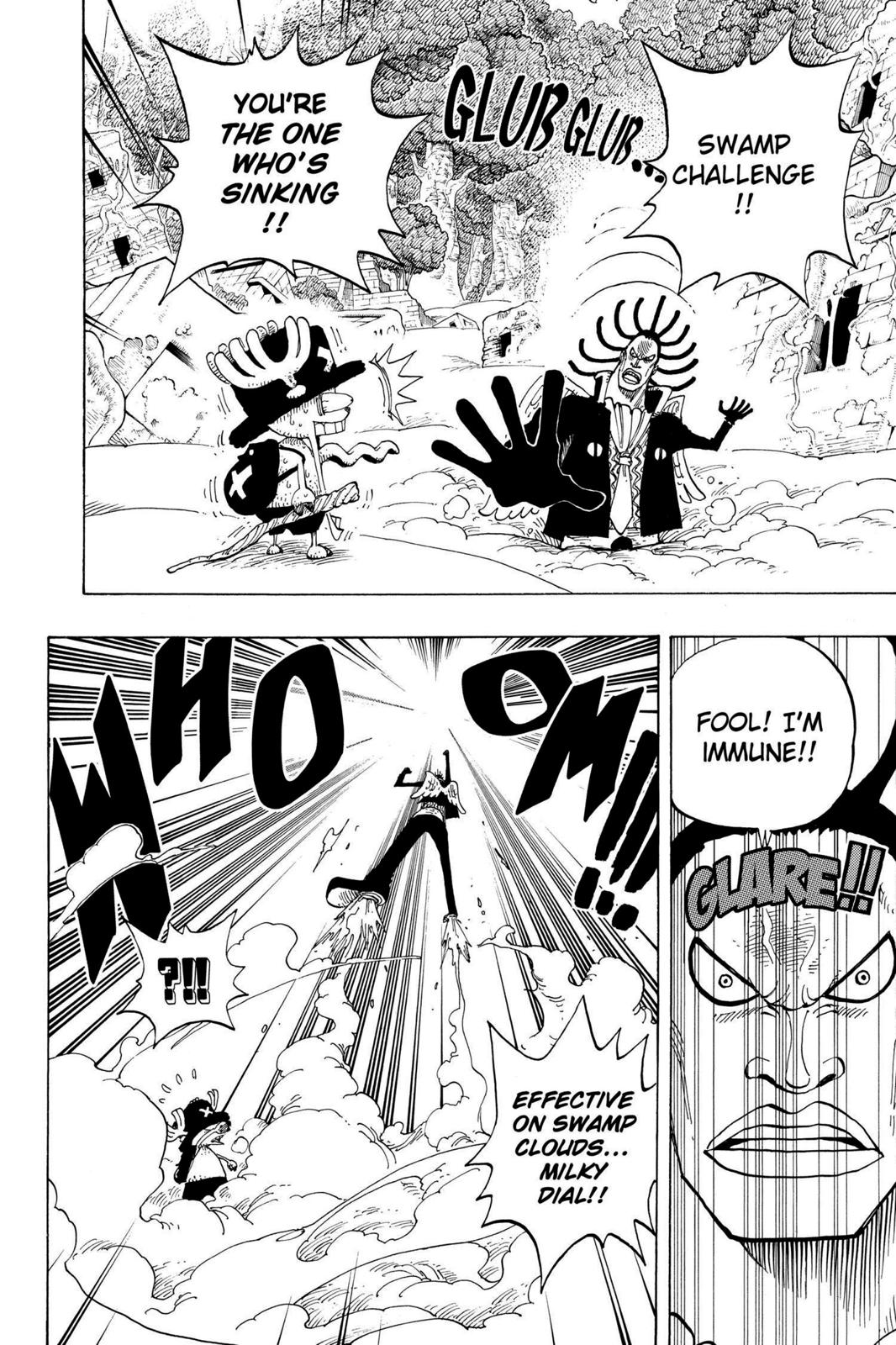 One Piece, Chapter 262 image 004