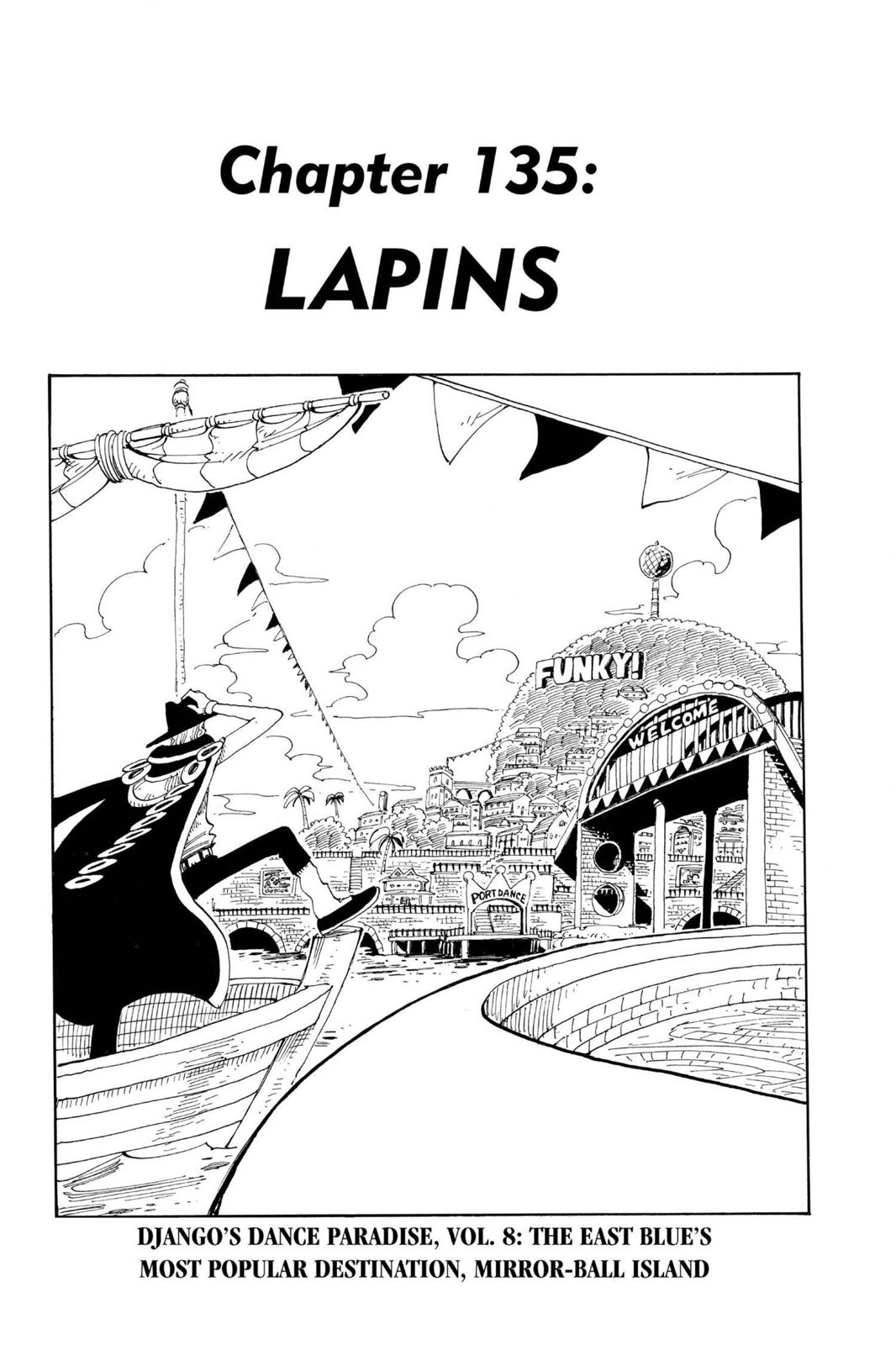 One Piece, Chapter 135 image 001