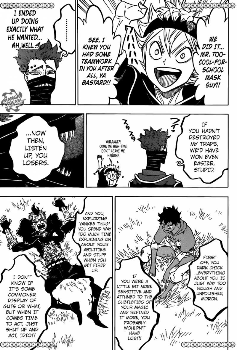 Black Clover, Chapter 125 It Was Beautiful image 014