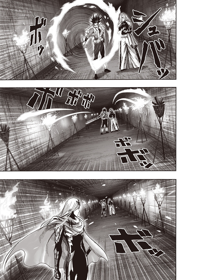 One Punch Man, Chapter Onepunch-Man 95 image 020