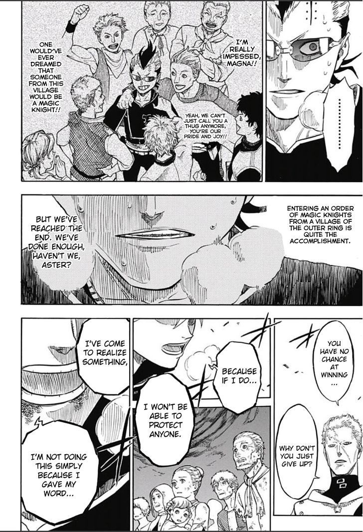 Black Clover, Chapter 8 Fixed image 010