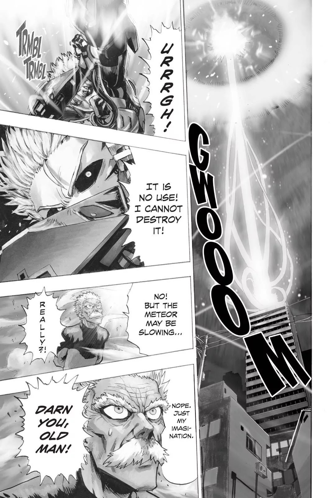 One Punch Man, Chapter Onepunch-Man 21 image 060