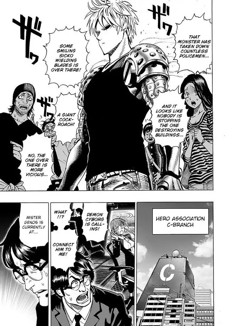One Punch Man, Chapter Onepunch-Man 63.1 image 011