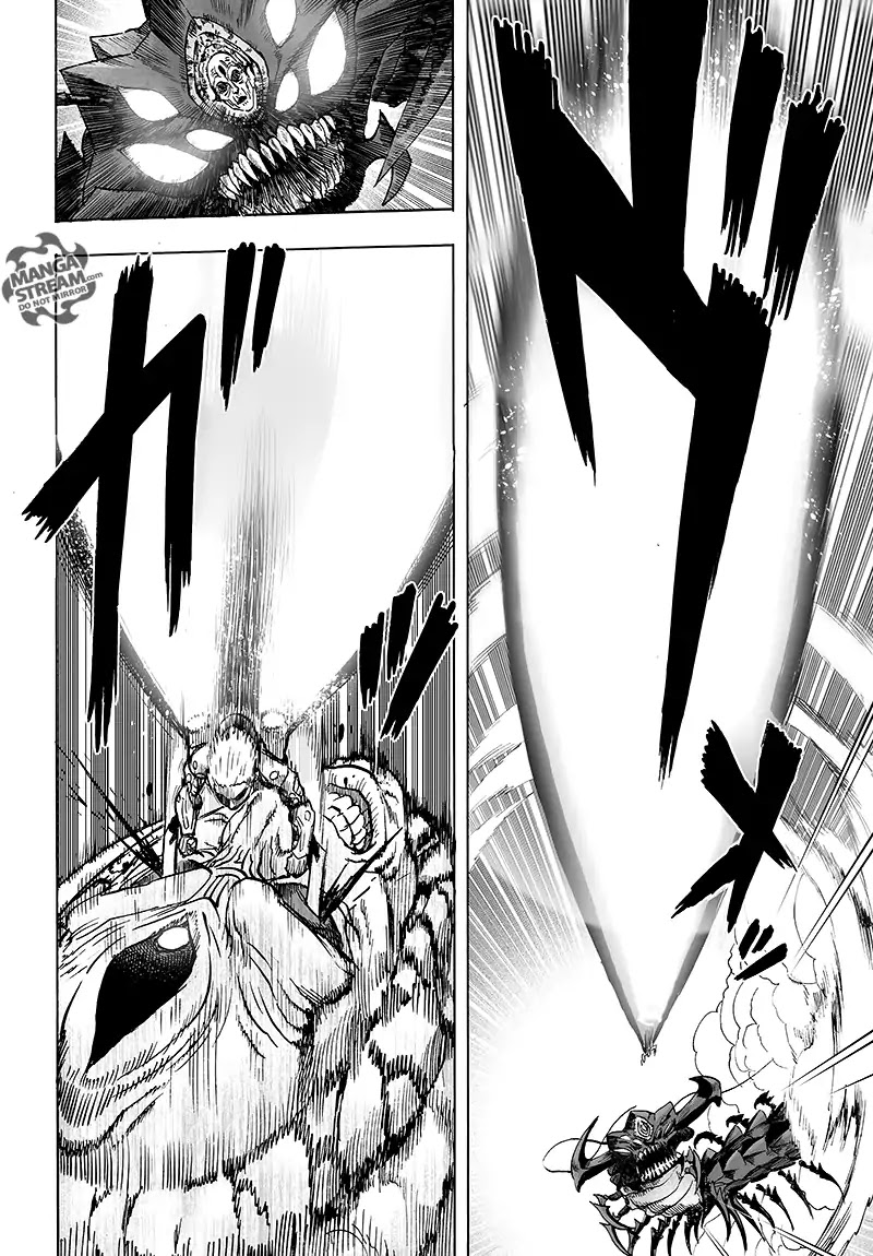 One Punch Man, Chapter Onepunch-Man 84 image 093