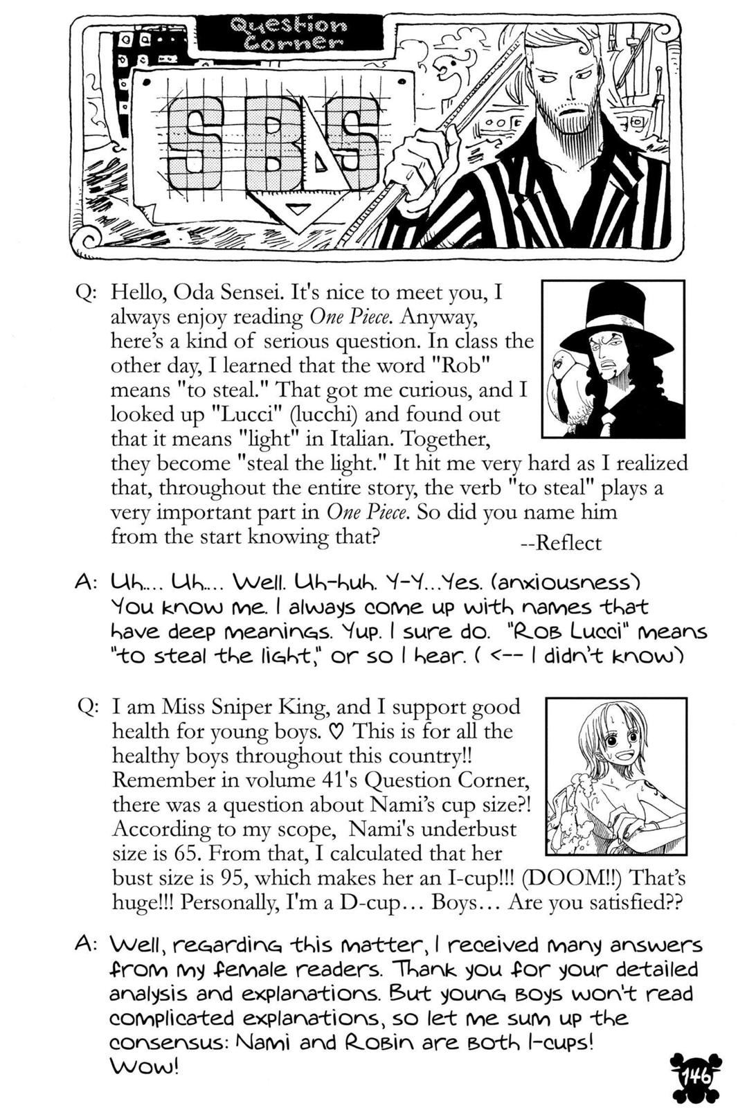 One Piece, Chapter 406 image 019