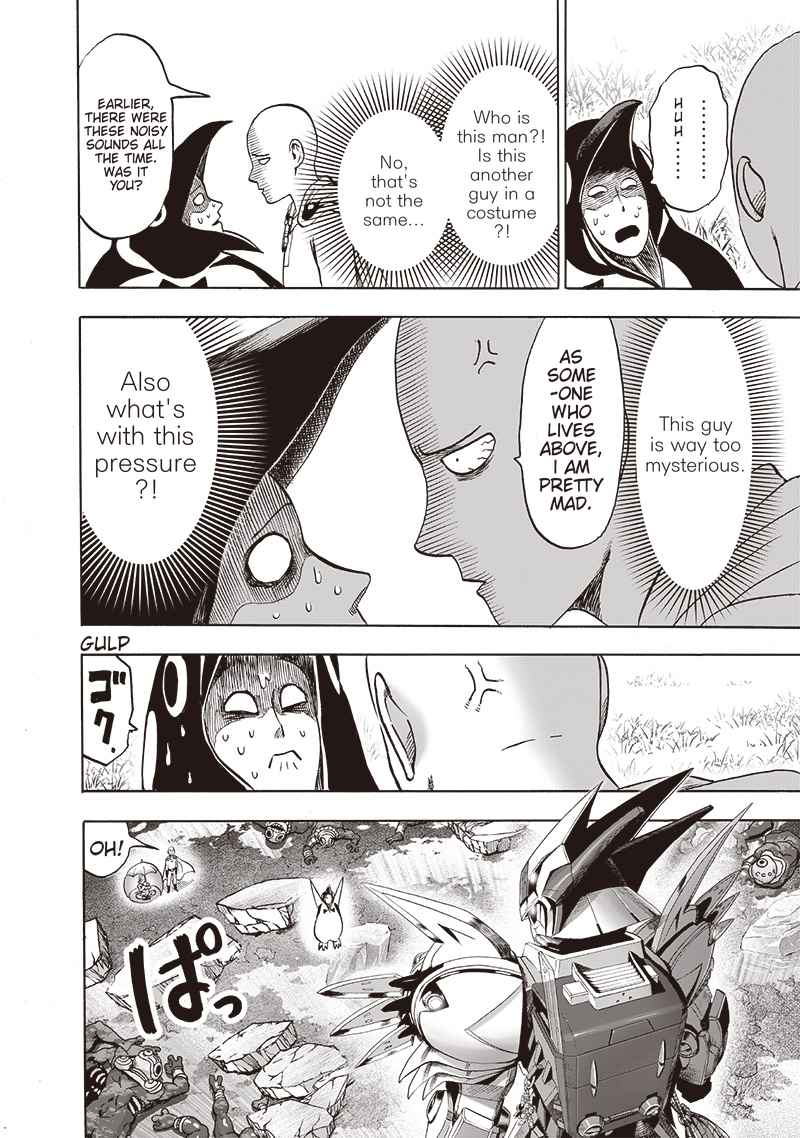 One Punch Man, Chapter 100.5 image 025