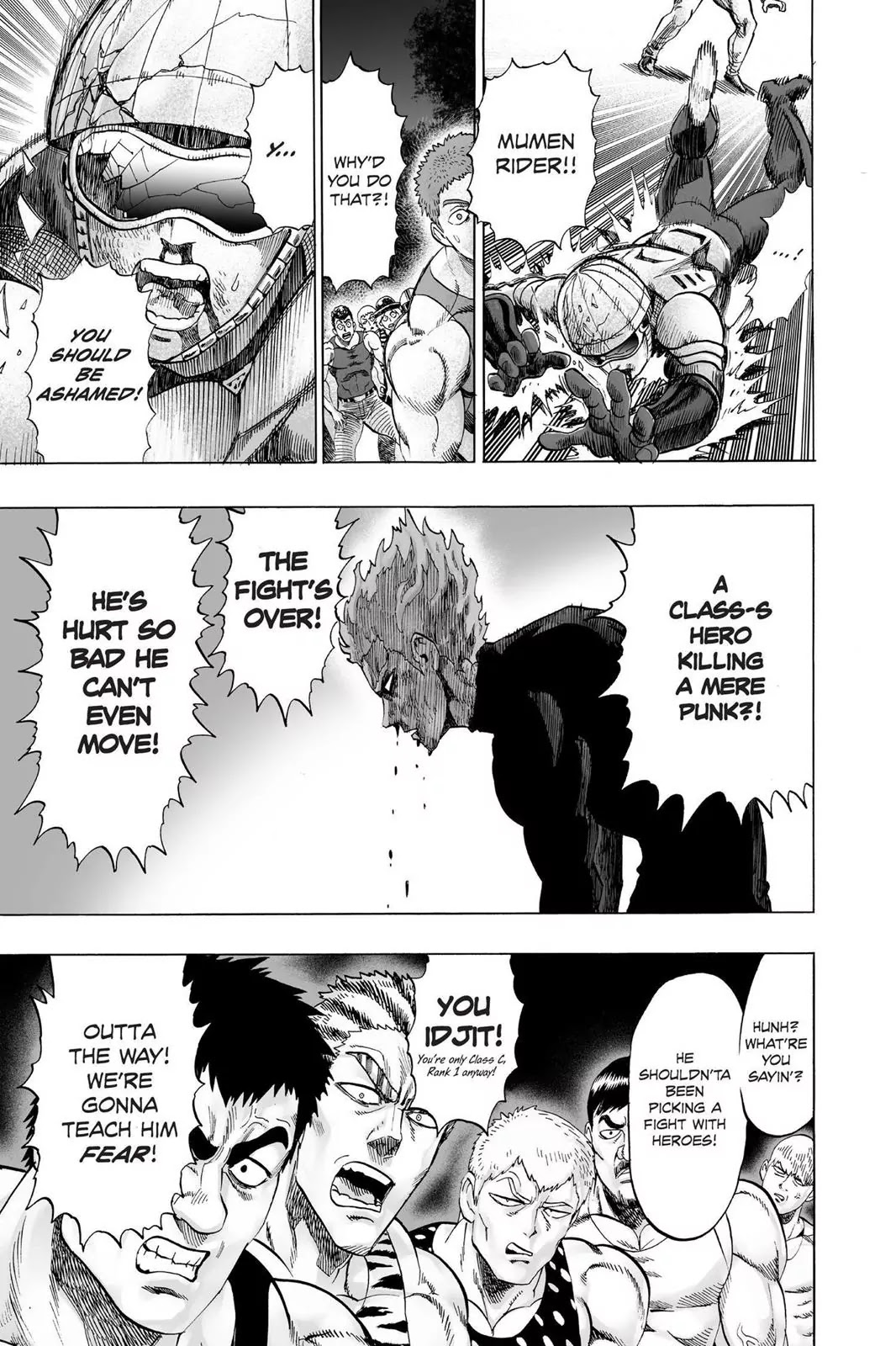 One Punch Man, Chapter Onepunch-Man 47 image 006