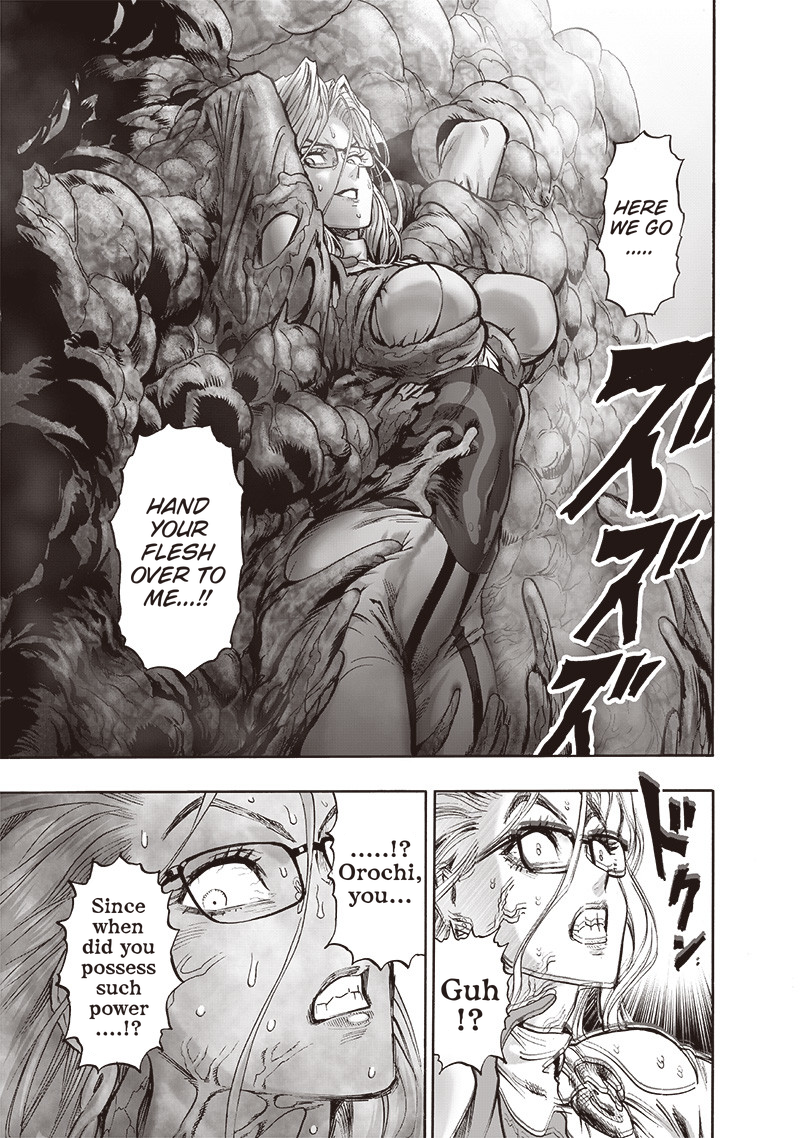 One Punch Man, Chapter 128 image 008