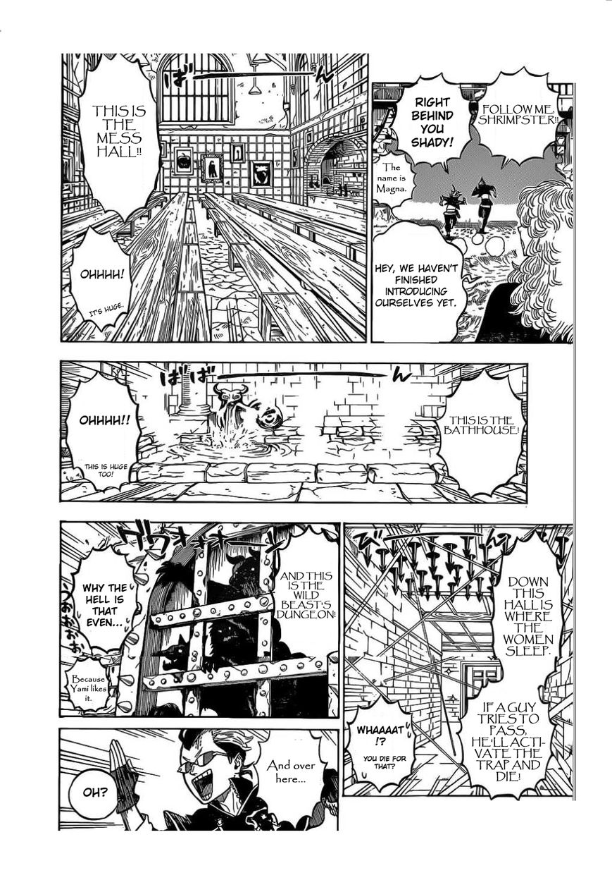 Black Clover, Chapter 5 The other NOOB image 003