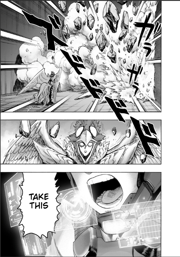 One Punch Man, Chapter Onepunch-Man 98 image 033