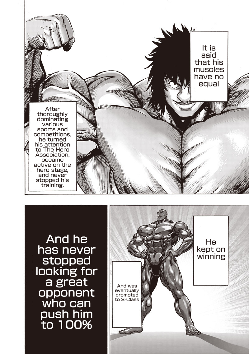 One Punch Man, Chapter 129 image 012