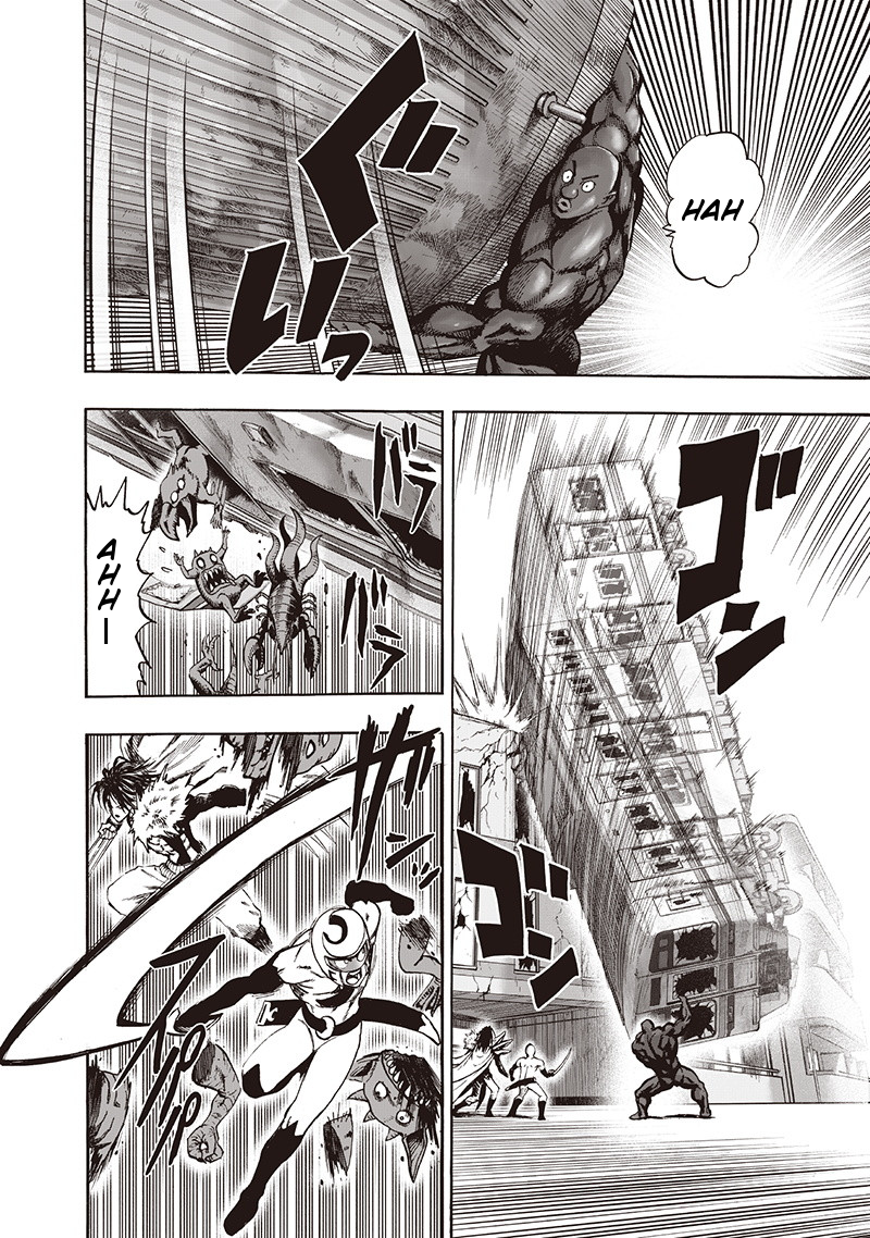 One Punch Man, Chapter Onepunch-Man 95 image 002
