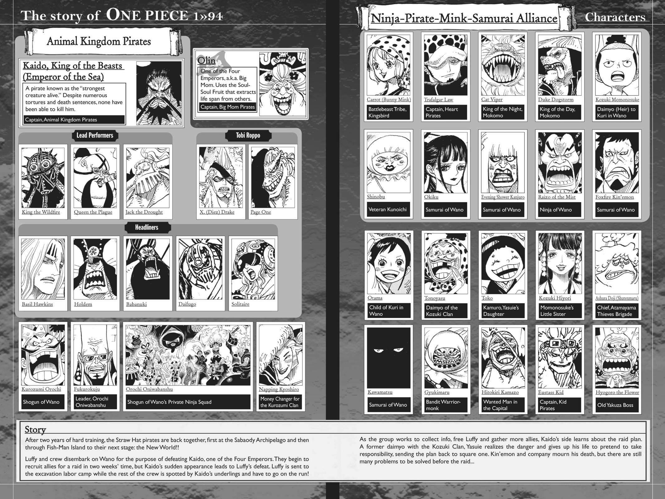 One Piece, Chapter 943 image 005