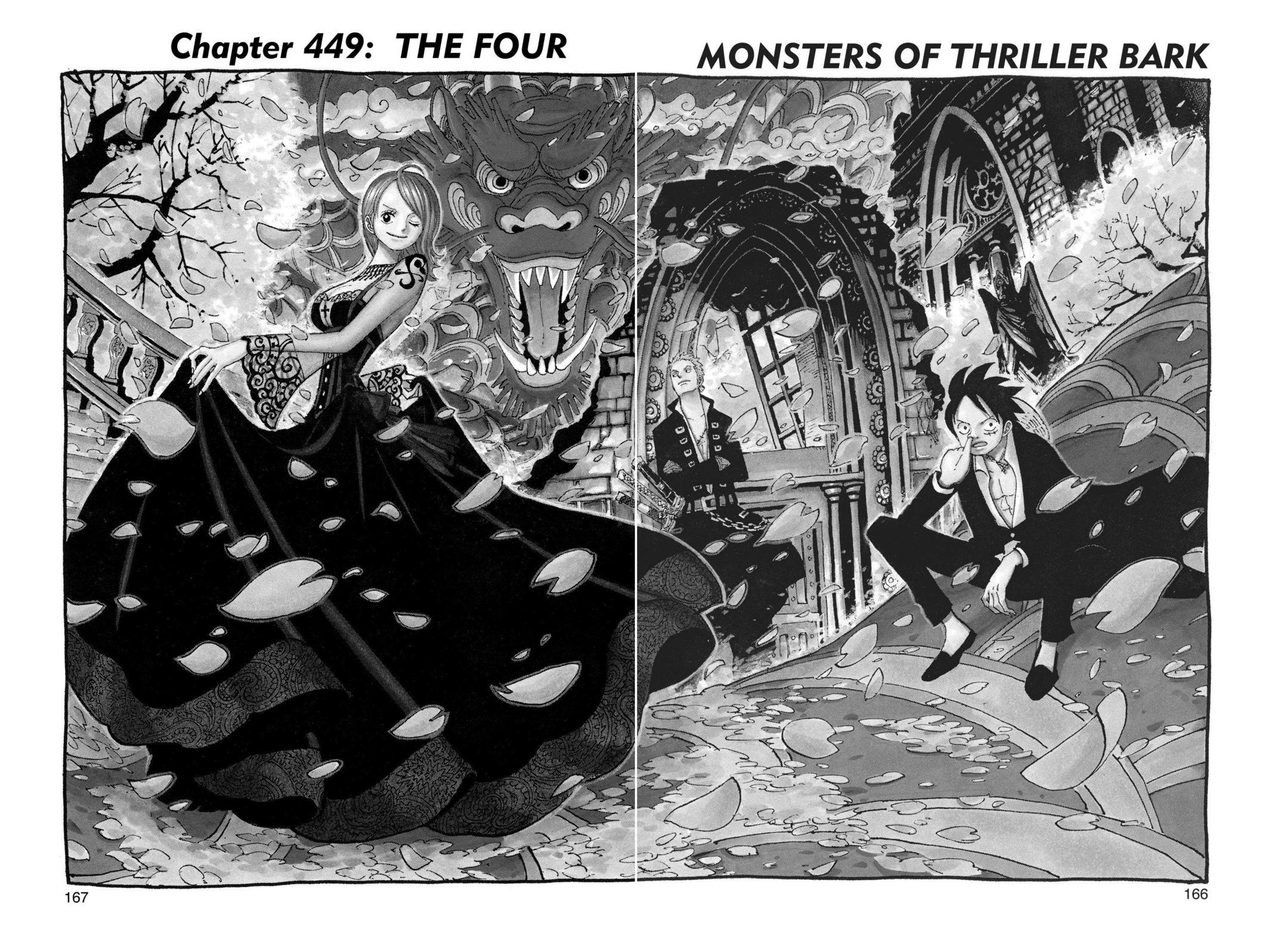 One Piece, Chapter 449 image 001