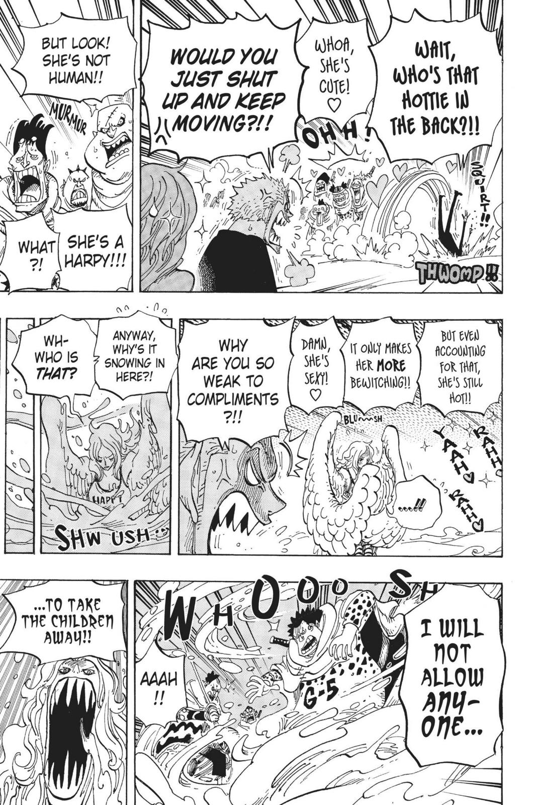 One Piece, Chapter 686 image 017
