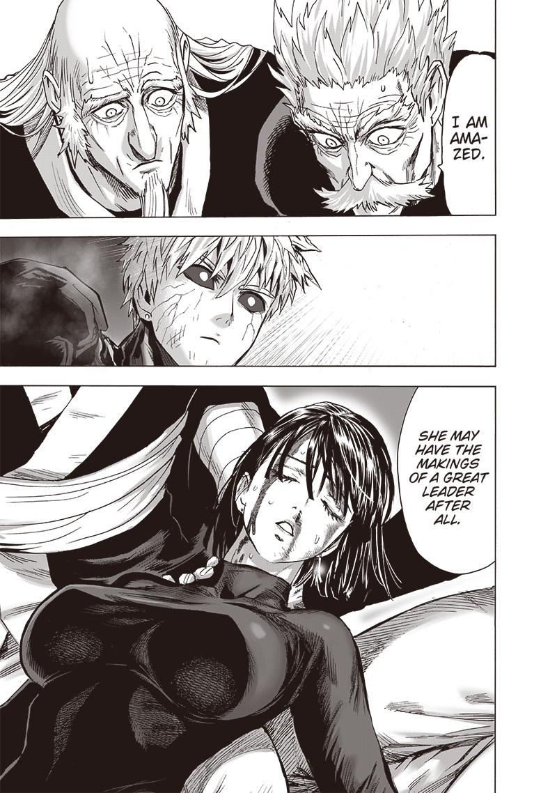 One Punch Man, Chapter One-Punch Man 143 image 014