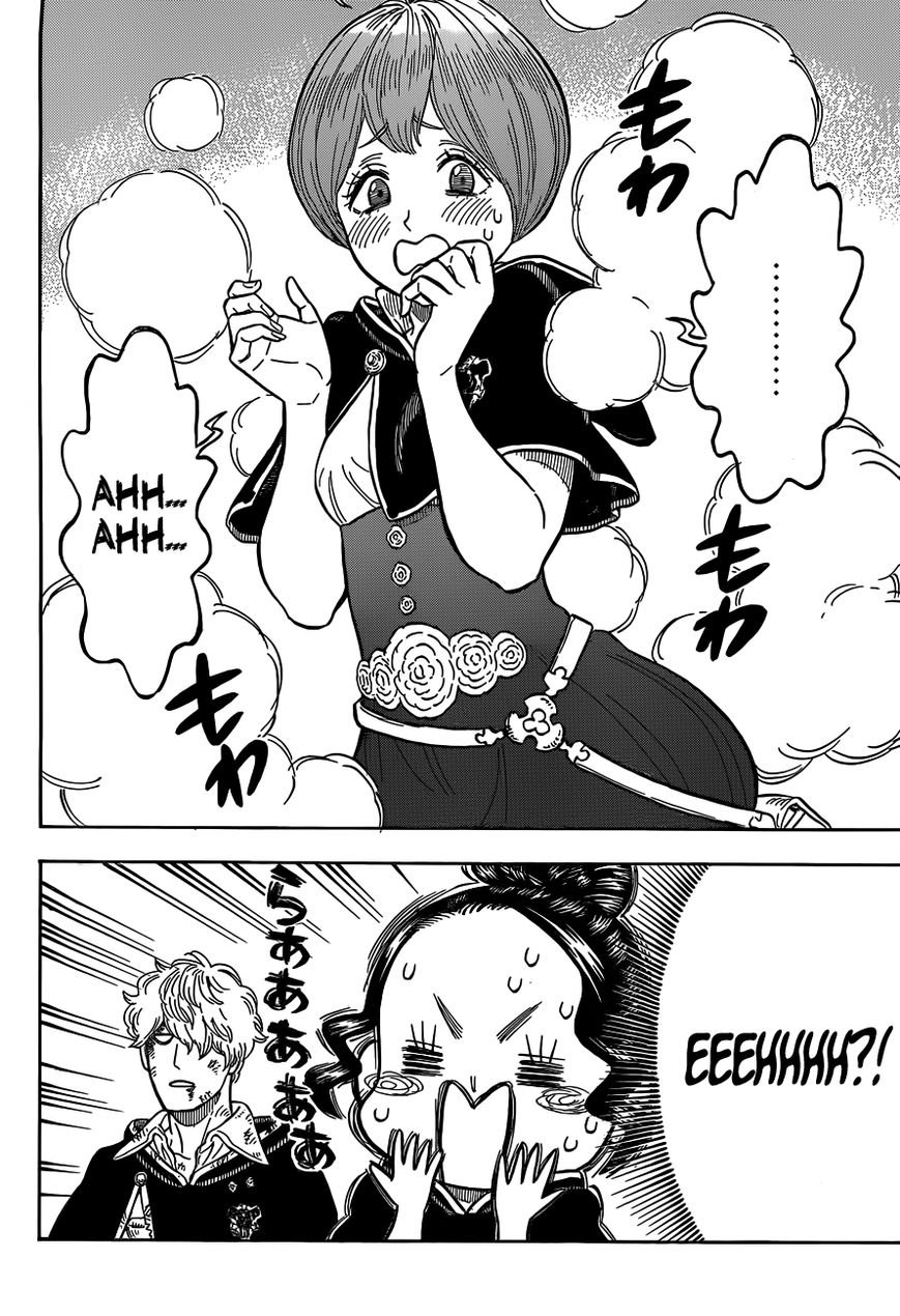 Black Clover, Chapter 66 the true form image 018