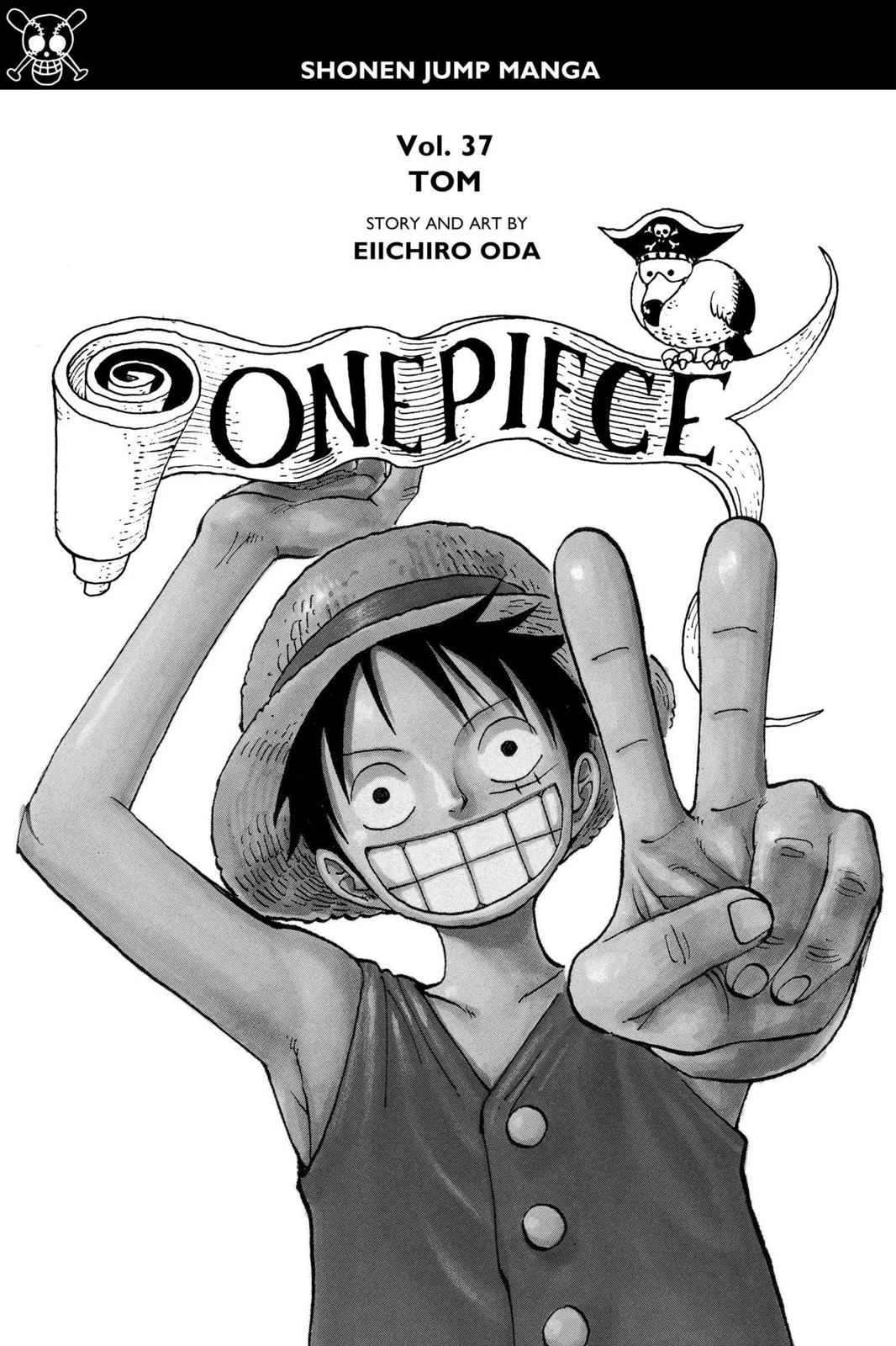 One Piece, Chapter 347 image 004
