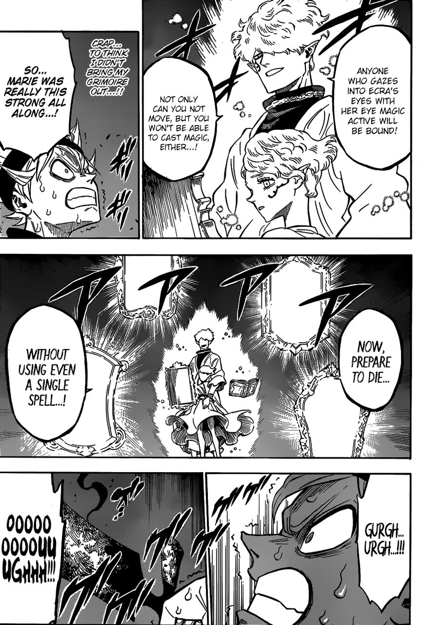Black Clover, Chapter 186 The Eye in The Mirror image 008