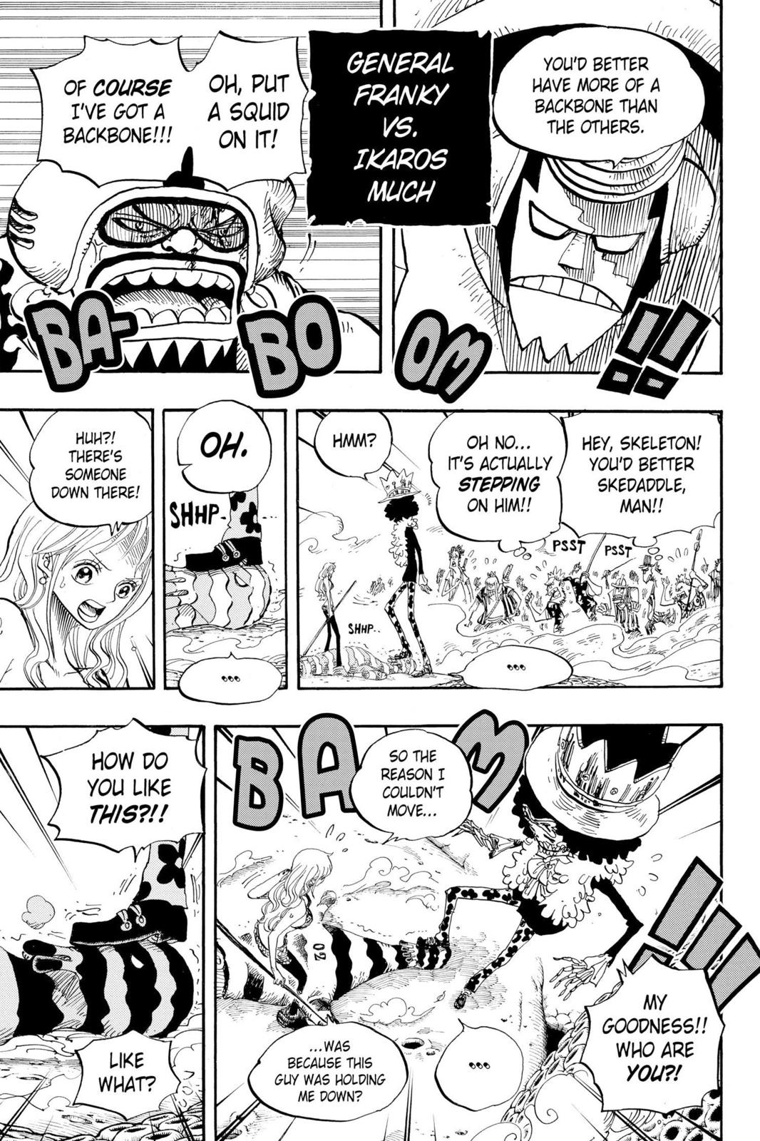 One Piece, Chapter 640 image 007
