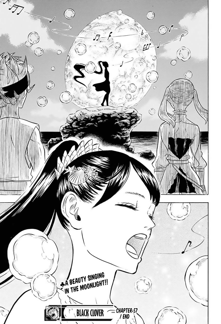 Black Clover, Chapter 57 A Black Beach Story image 020