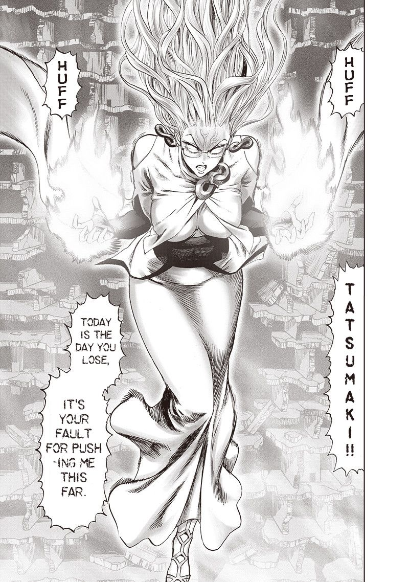 One Punch Man, Chapter One-Punch Man 127.2 image 012