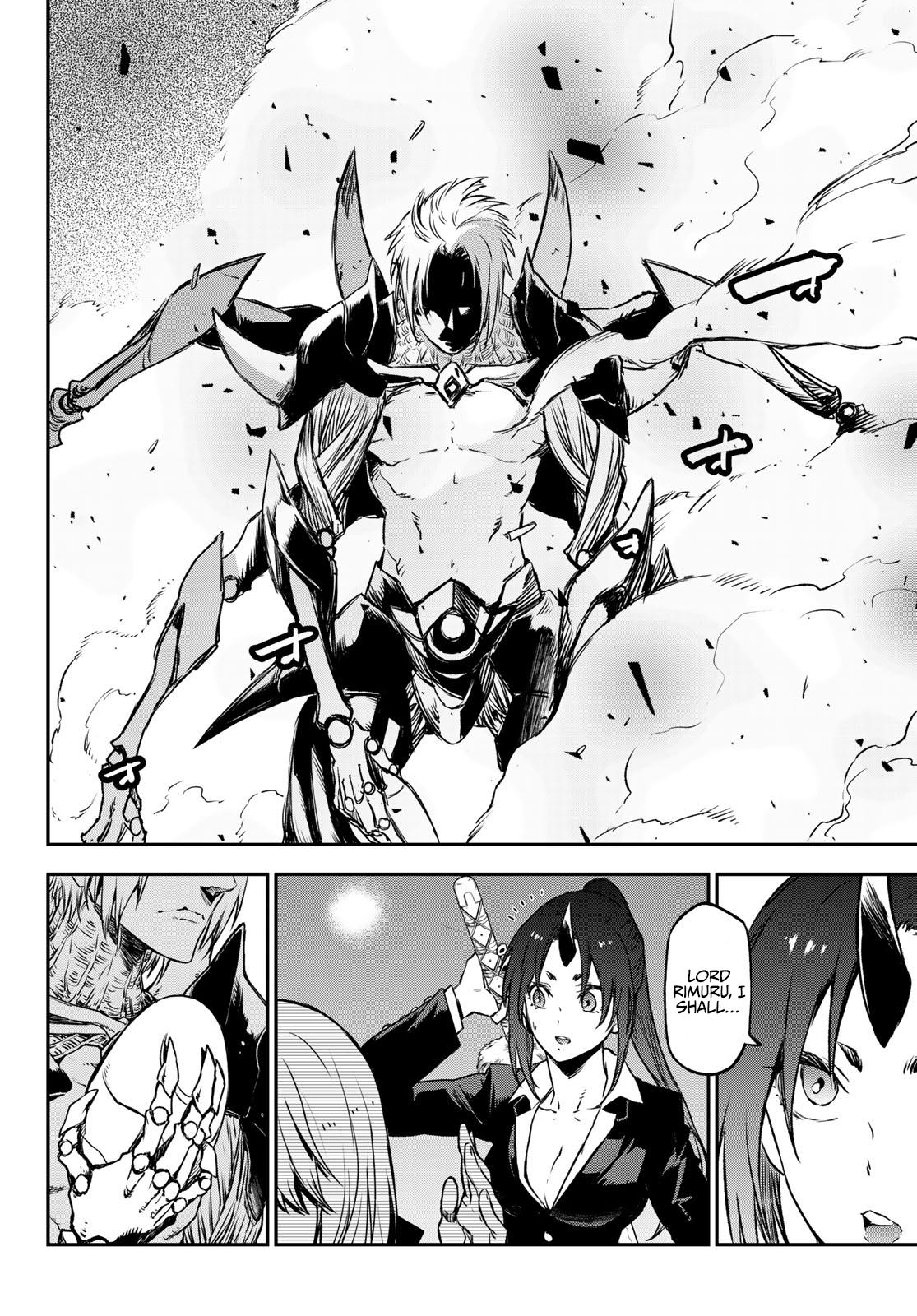 That Time I Got Reincarnated As A Slime, Chapter 83 image 042