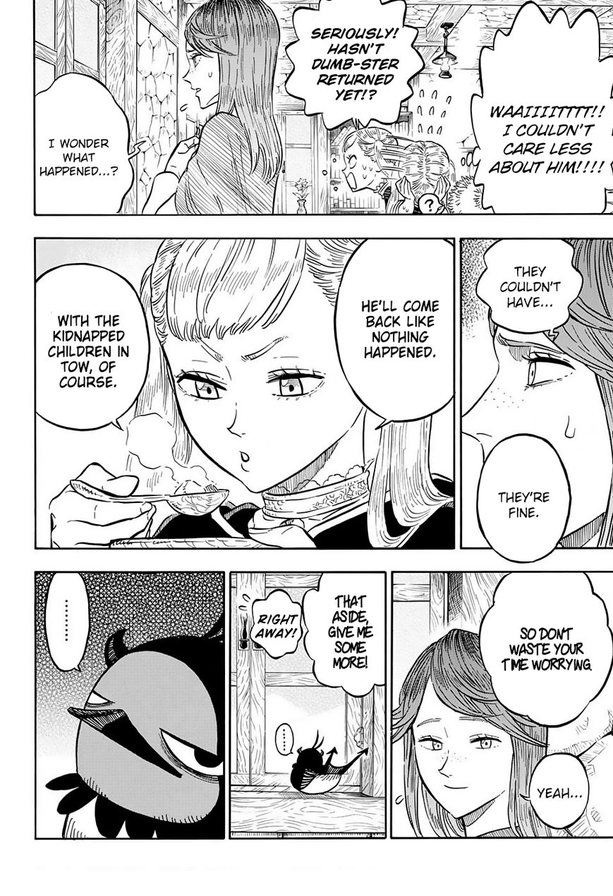 Black Clover, Chapter 53 That isn't yours image 004